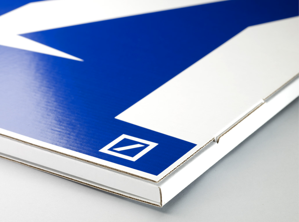 Deutsche Bank brand guidelines Bank branding, Brand
