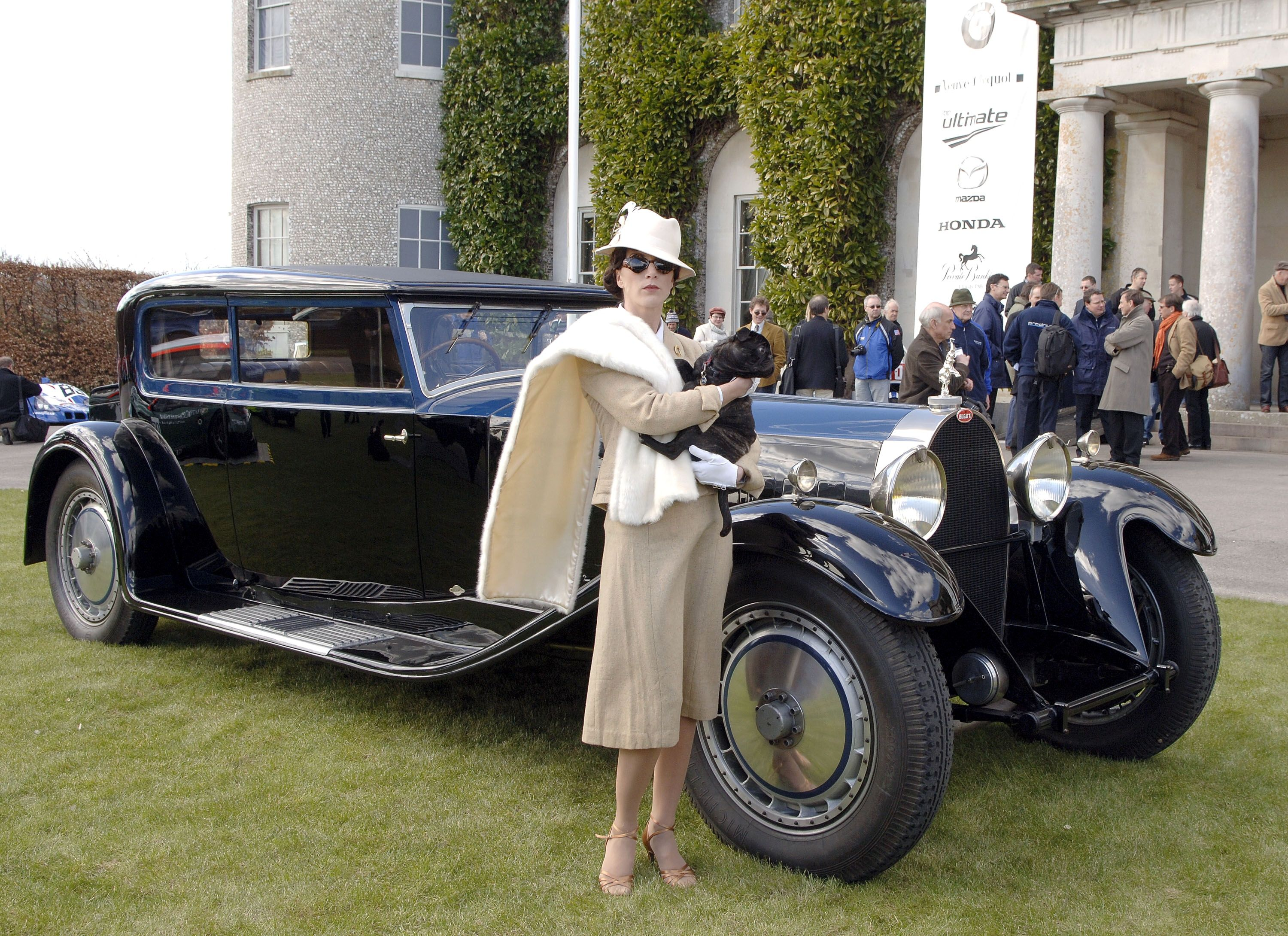 Bugatti Royale Type 41 Royal Coach