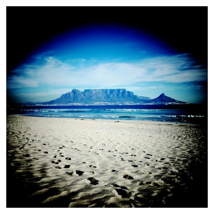 Table mountain cape town south africa belafrique your