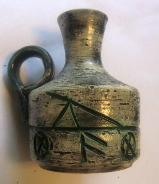 AROL- vase m/rundedekor, Rondane Brukt & Antikk