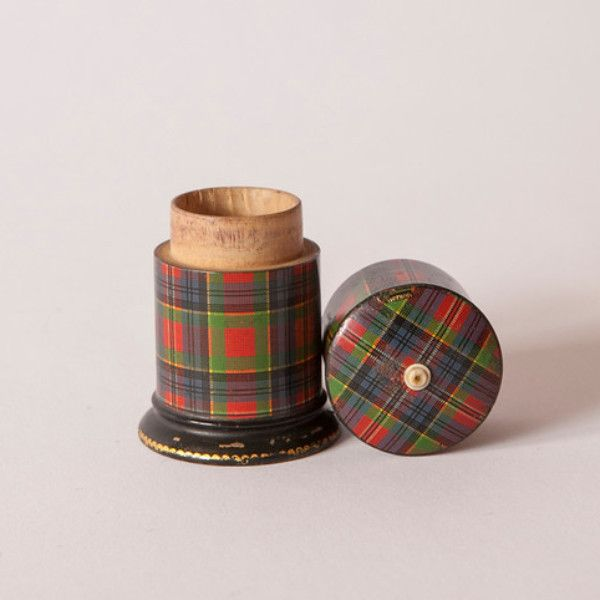 "the adventures of tartanscot™: ""A Victorian Tartanware Mystery . . . """