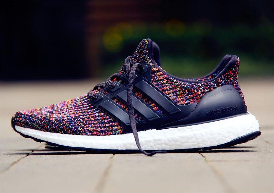 Der Adidas Ultraboost 3 0 Kommt Als Multicolor Edition Adidas Schuhe Frauen Mode Stiefel Und Schuhe Damen