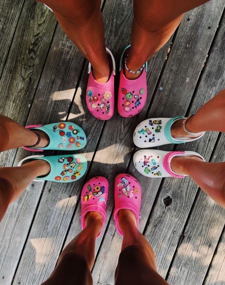 Pin by Julie Beavers on fits | Crocs, Crocs shoes, Cute shoes
