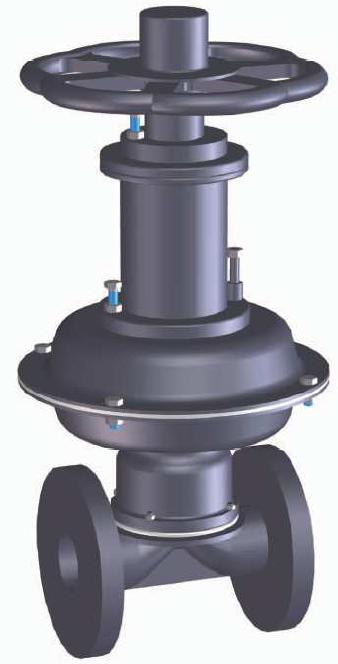Galassi e Ortolani - Products - Valves Manufacture Division