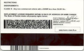Make fake maryland drivers license