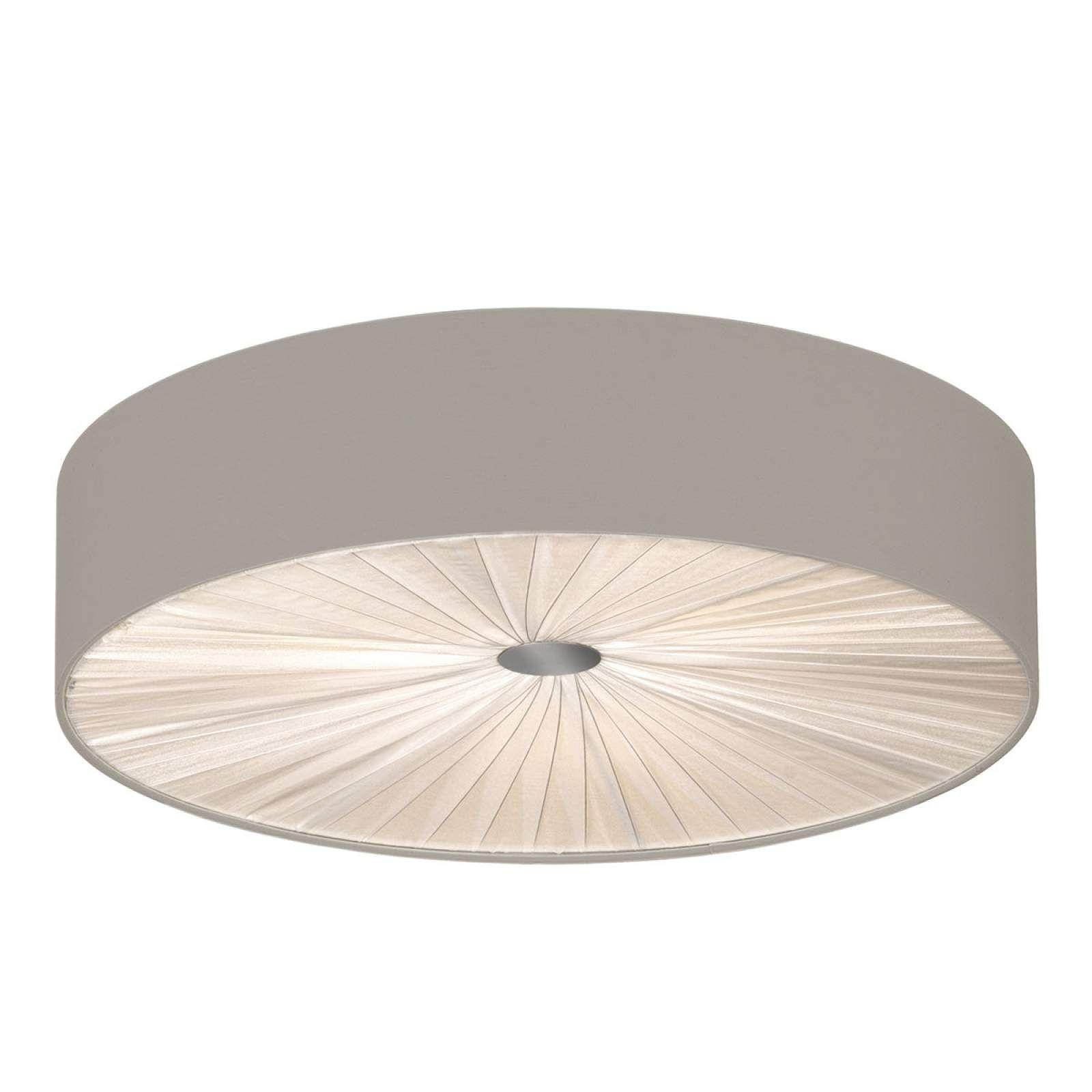 Moderne Deckenleuchte Fungino Von Eglo Grau Grosse Deckenlampe
