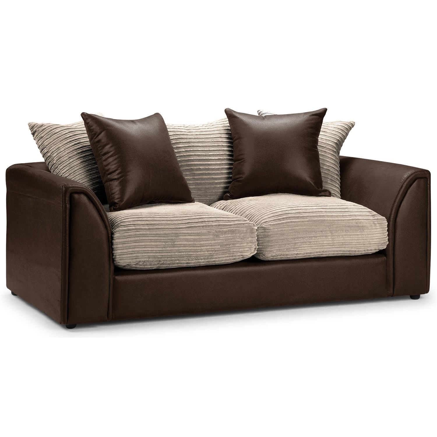 Byron Sofa Bed Leather