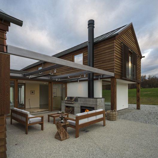 Pergola Designs New Zealand: Hawthorn Contemporary