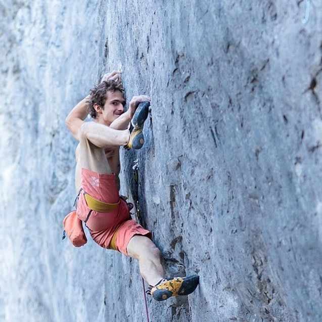 Professional rock climber Adam Ondra: ′The harder it is