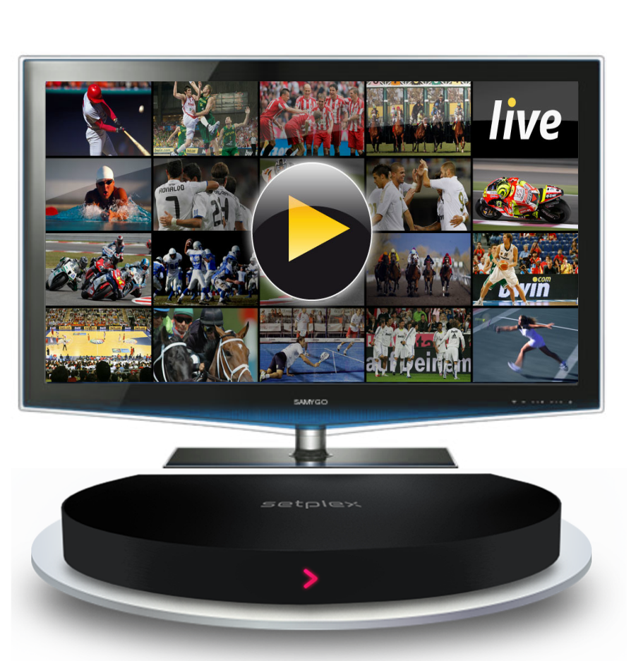 SetTV Streaming media, In law suite, Free sport
