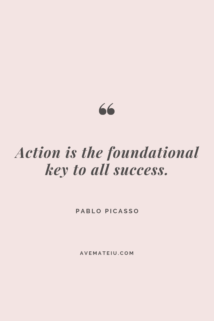 Motivational Quote Of The Day - April 21, 2019 - Ave Mateiu