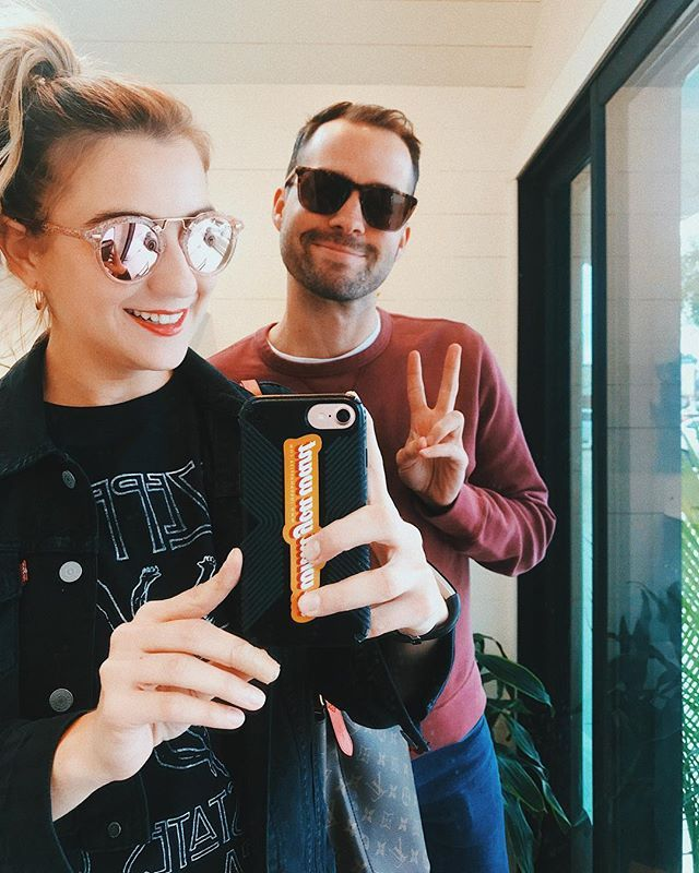 226ec20c37fa9 Our fave New Orleans eyewear brand  krewe came to town so here we are  modeling every pair they sell (we ll invoice u