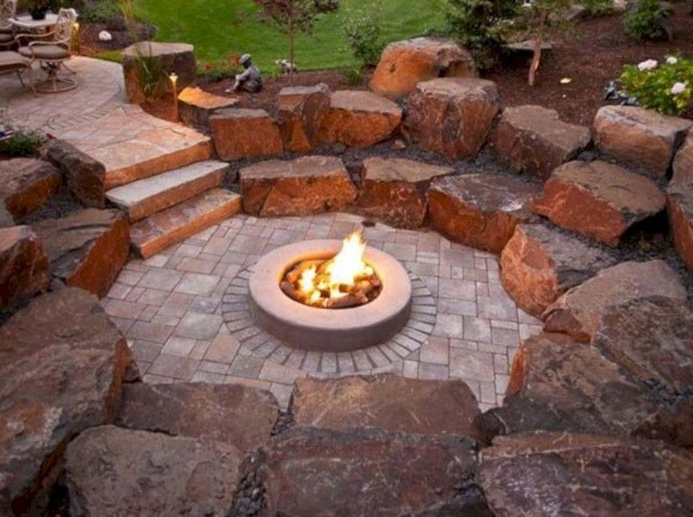 Photo of 50+ Marvelous Backyard Fire Pit Ideas