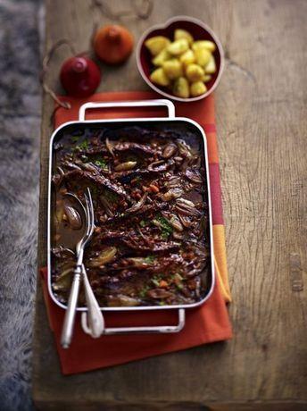 Burgundersteaks mit Rosmarinkartoffeln Rezept   LECKER #menus