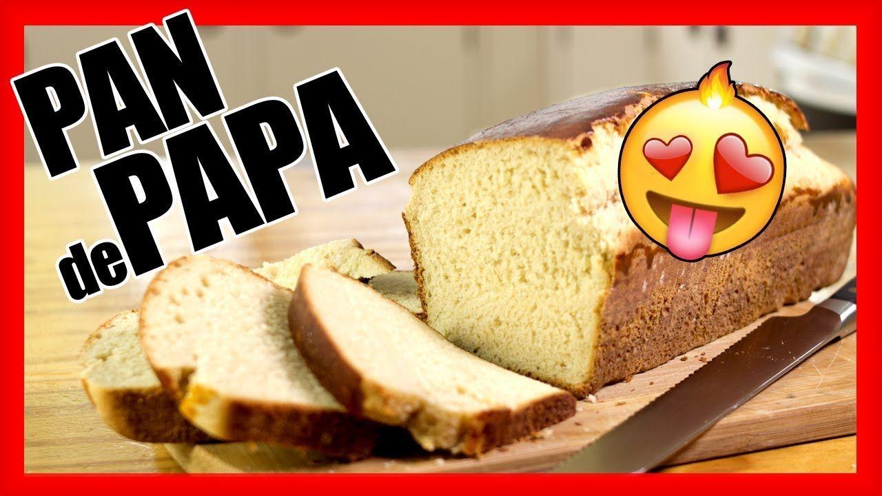 Cómo Hacer Pan De Papa Super Esponjoso Youtube Pan De Papa Como Hacer Pan Pan Con