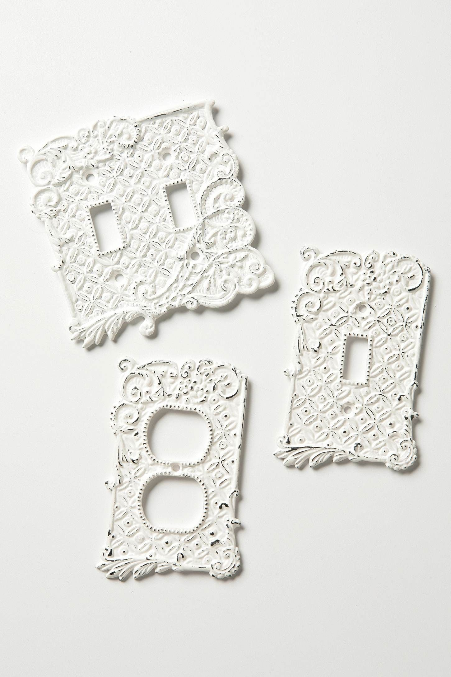Decorative Switch Covers Unique Tin Roof Switch Plate Single  Outlets Apartments And Window View Design Decoration