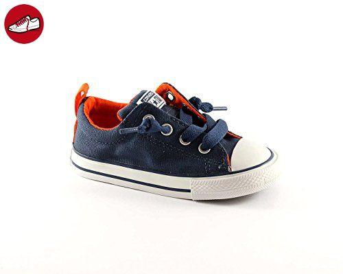 CONVERSE 747683C navy baby shoes ct Straße rutschen elastischen 20 (*Partner-Link)