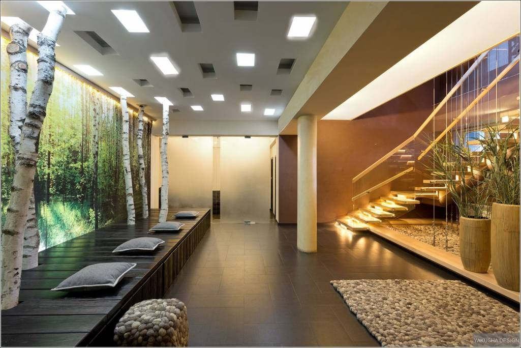 Design Your Interior With Pebbles House Design Architecture