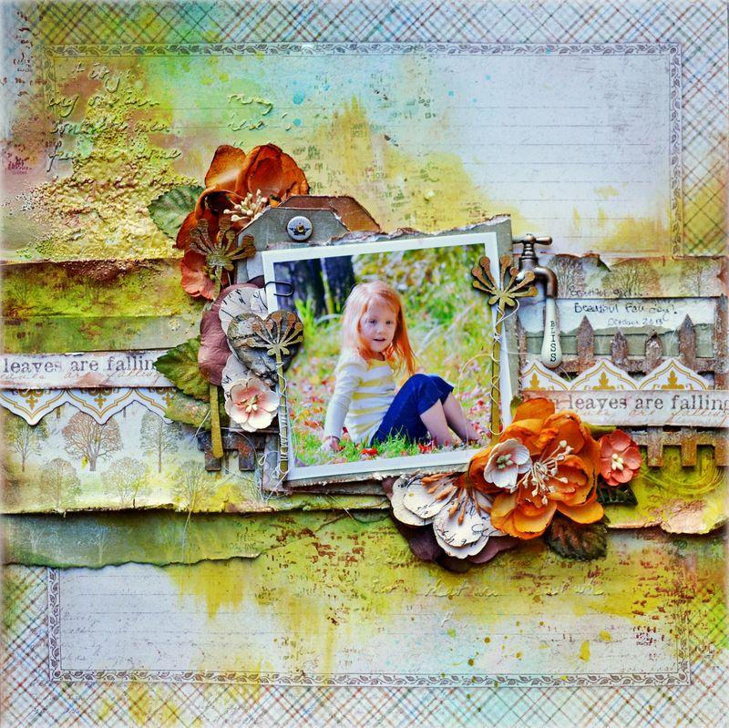Bliss *C'est Magnifique Kits* - Scrapbook.com