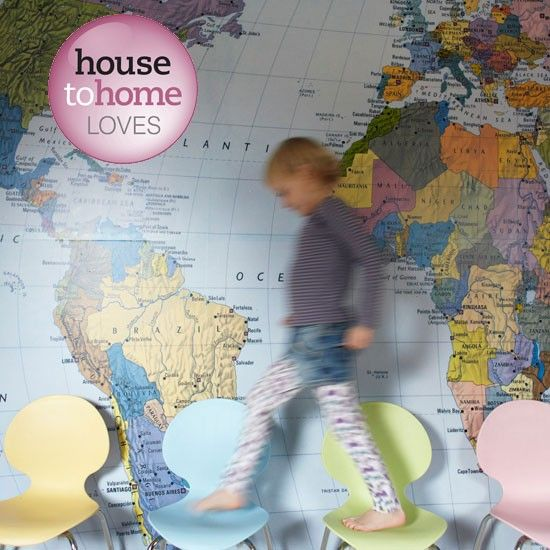 World map wallpaper cox cox childrens bedroom ideas artsy world map wallpaper cox cox childrens bedroom ideas gumiabroncs Choice Image