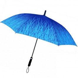 Grass Twilight Stick Umbrella