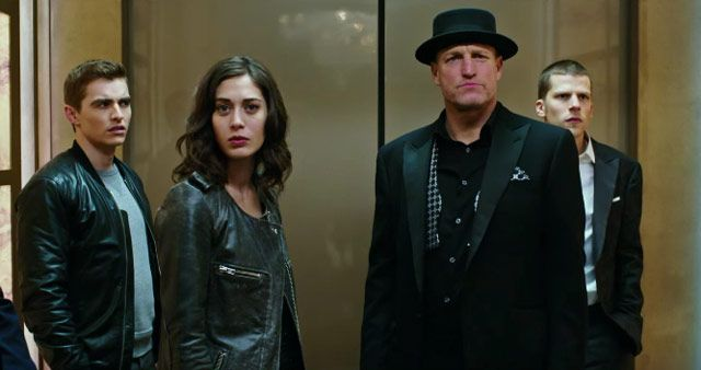 'Now You See Me 2' Trailer Asks How'd Dey Do Dat!? Oh Just CGI Again.