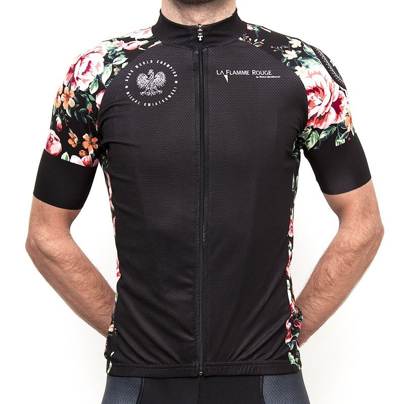 bb697d6f0 La Flamme Rouge - Flower Power jersey