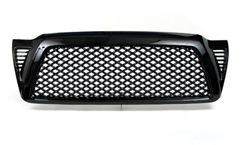 05-09 Toyota Tacoma Front Upper Mesh Grille Grill Color