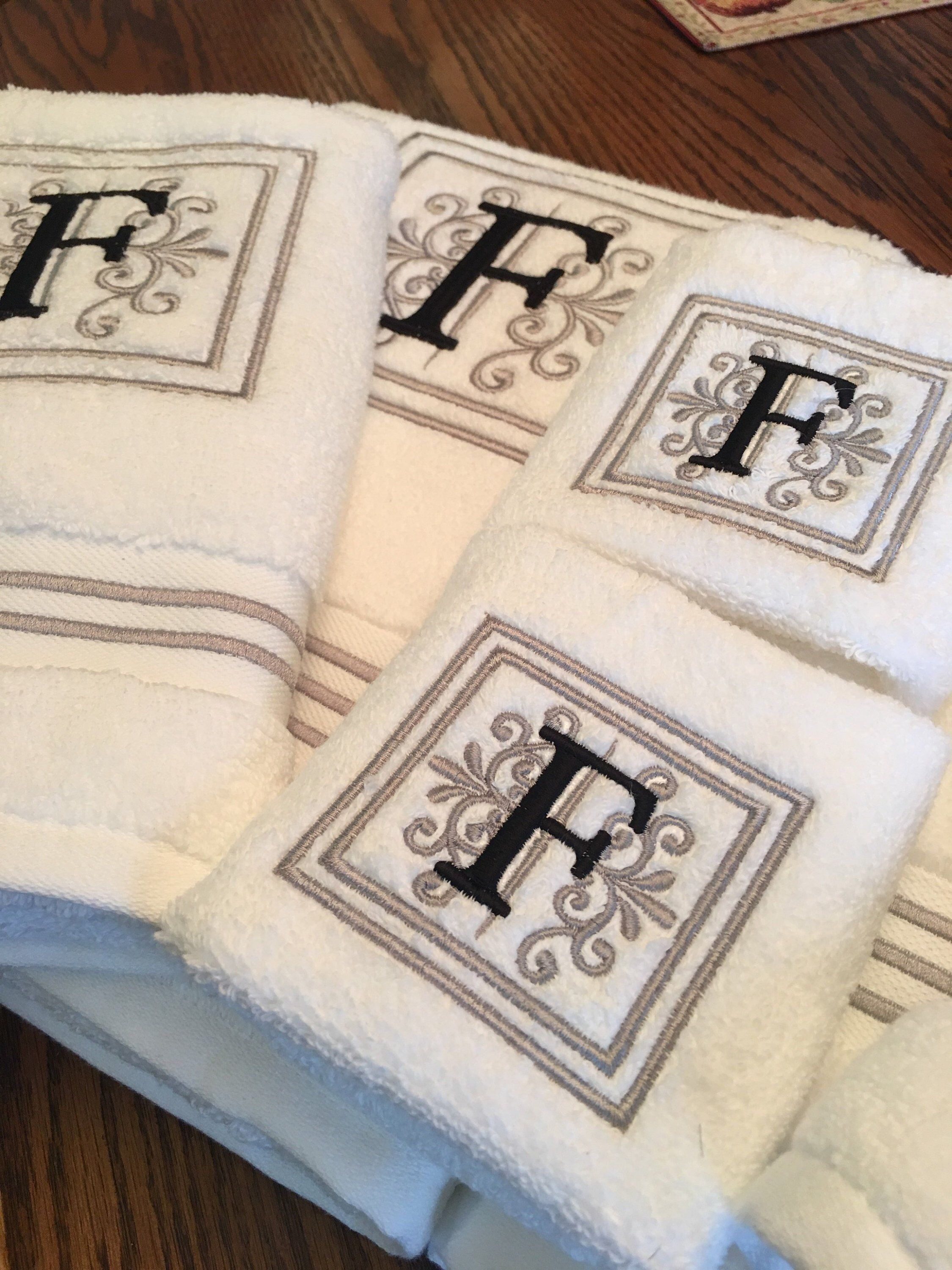 Excited To Share This Item From My Etsy Shop Monogrammed Luxury