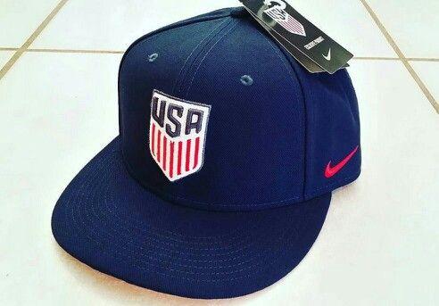 Nike Team Usa Soccer Snapback Snapback Snapbacks Soccer Usmnt Uswnt Futbol Fifa Worldcup Ebay Ebayseller Usa Soccer Team Usa Soccer Baseball Hats