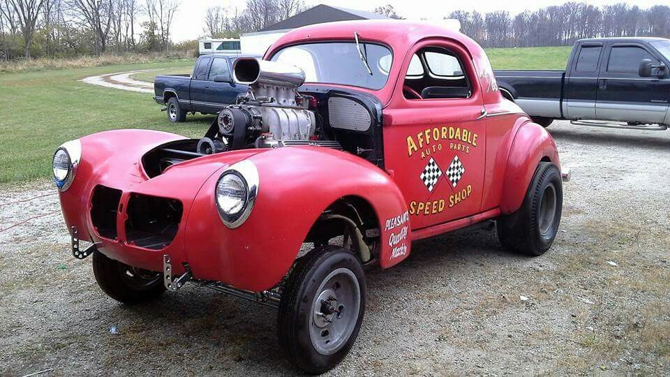 Affordable Willys | Willys Gassers | Pinterest | Cars