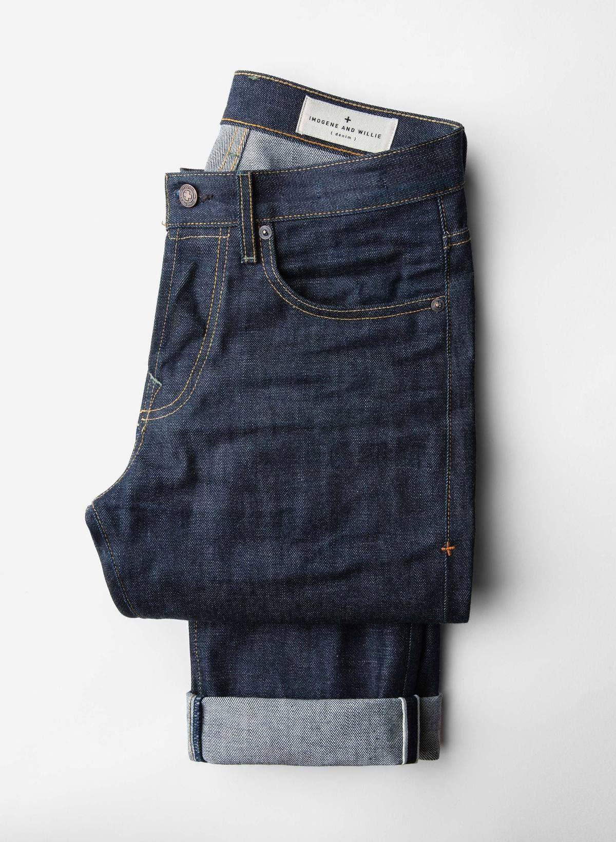 67a896758 love these jeans from imogene + willie nashville · barton slim indigo rigid  jp