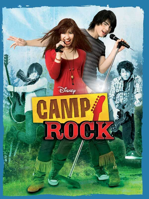 Camp Rock Tv 2008 Filmaffinity Peliculas Viejas De Disney Peliculas De Disney Camp Rock