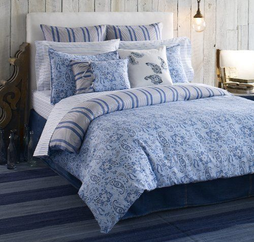 Tommy Hilfiger Tuckers Island Comforter Set King By Tommy Hilfiger 169 99 Reverses To Herringbon Comforter Sets Tommy Hilfiger Bedding Queen Comforter Sets