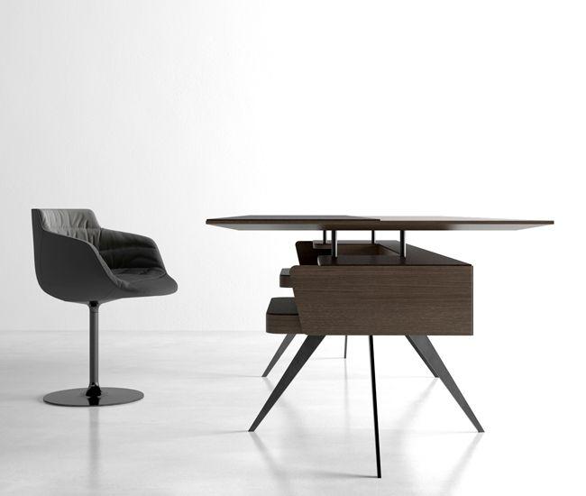 Madison Jmm Modern Office Table Desk Furniture Executive Desk