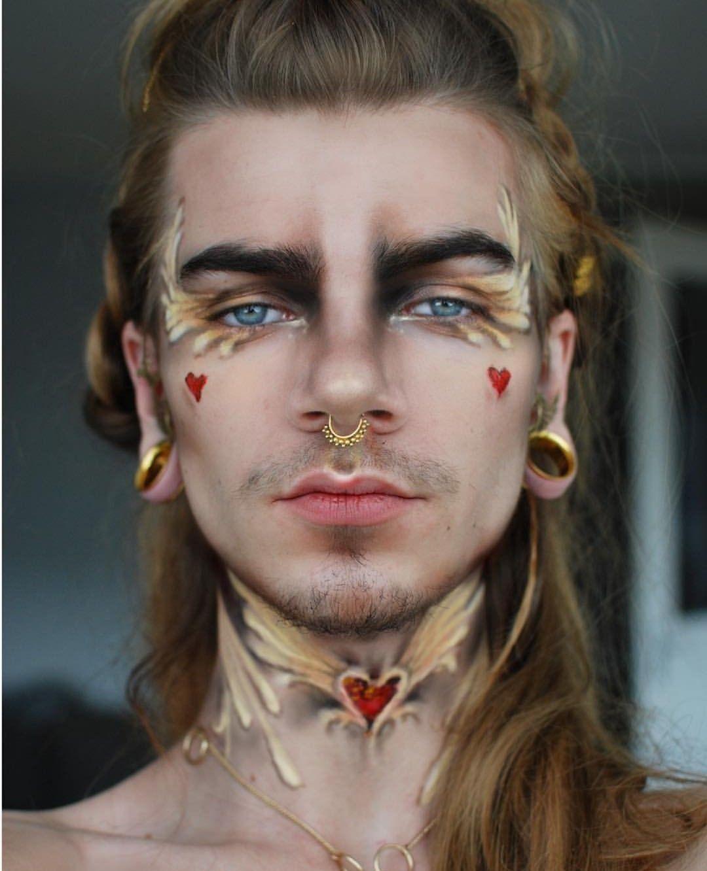 15 Maquillajes de brujas por si no quieres usar disfraz en