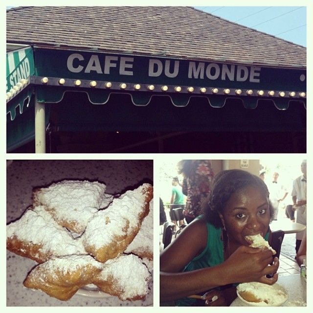 My current situation! #neworleans #cafedumond #beignet #NewOrleans #nightlife Check more at http://www.voyde.fm/photos/american-party-cities/my-current-situation-neworleans-cafedumond-beignet/