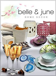 Belle And June Home Decor Belle And June Creative Home Decor & Gifts  3Catalogs