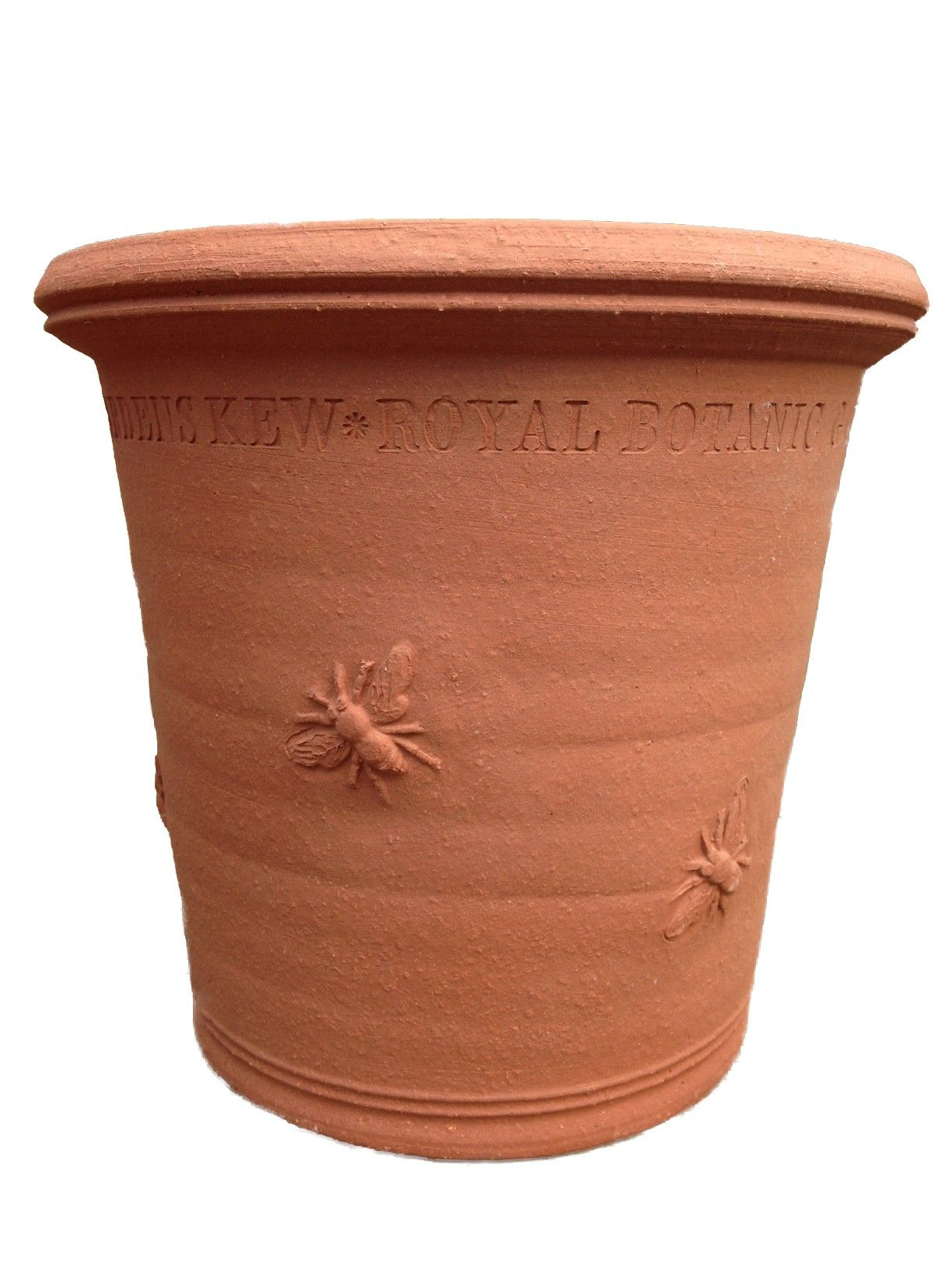 This terracotta pot was specifically made for bee and kew lovers this terracotta pot was specifically made for bee and kew lovers workwithnaturefo
