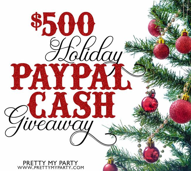 Holy Smokes There S Nothing Better Than Being Able To Participate In A Cash Giveaway Giving You All The Chance To Win S Holiday Giveaway Contests Sweepstakes
