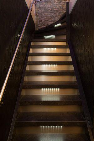 LED verlichting voor trappen   лестницы   Pinterest   Rund ums haus ...