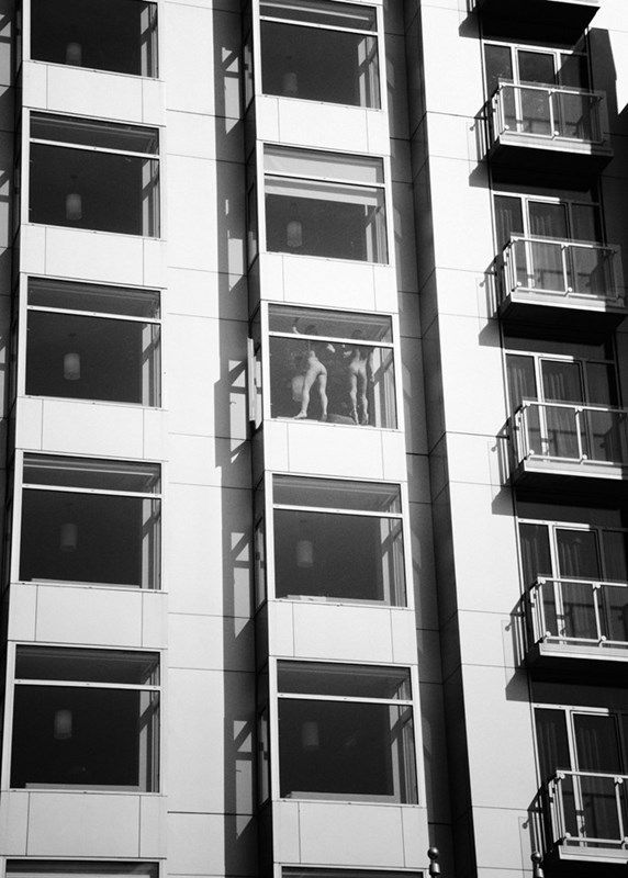 Nude girls in a window. Märta Thisner's 'Drunk in Love': http://www.dazeddigital.com/photography/article/25444/1/these-photos-show-that-girls-just-wanna-have-fun