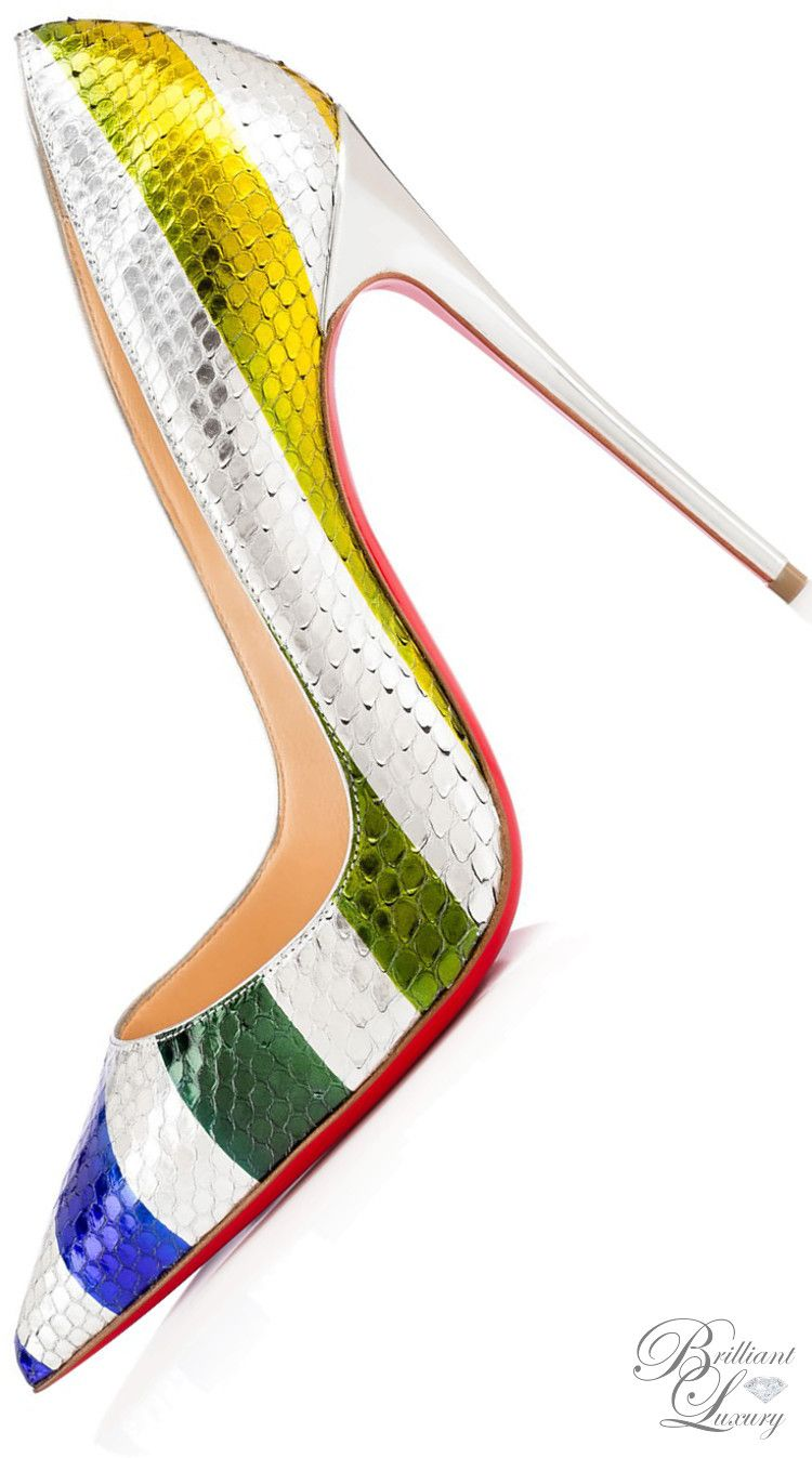 cb2057e449f ♢Christian Louboutin hot summer pumps 2016 in 2019 | Fab boots ad ...