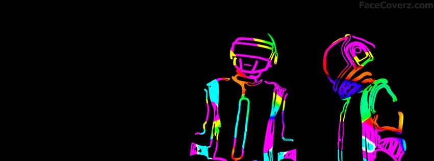 Daft Punk #2 Facebook Cover   Daft punk, Punk, Music wallpaper