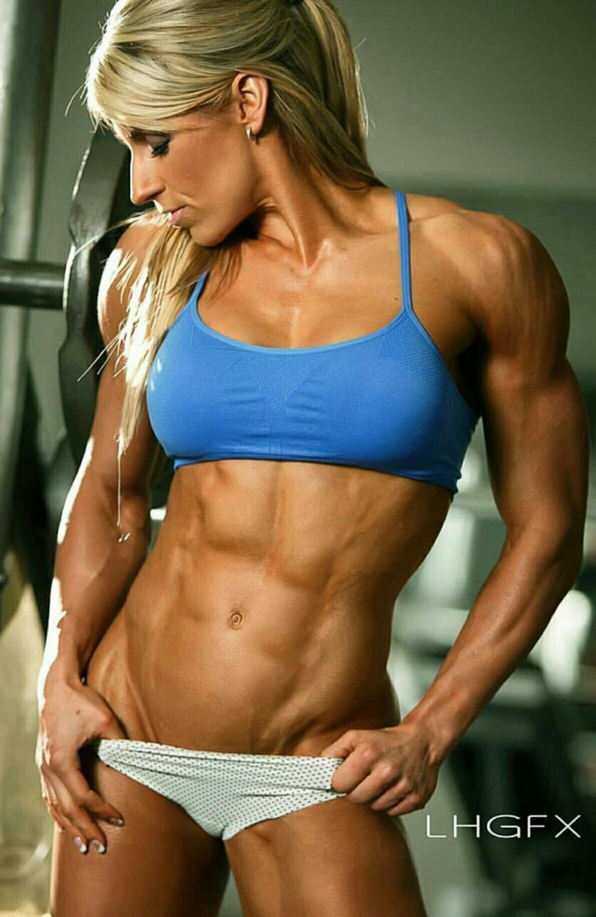 abby Female marie bodybuilder