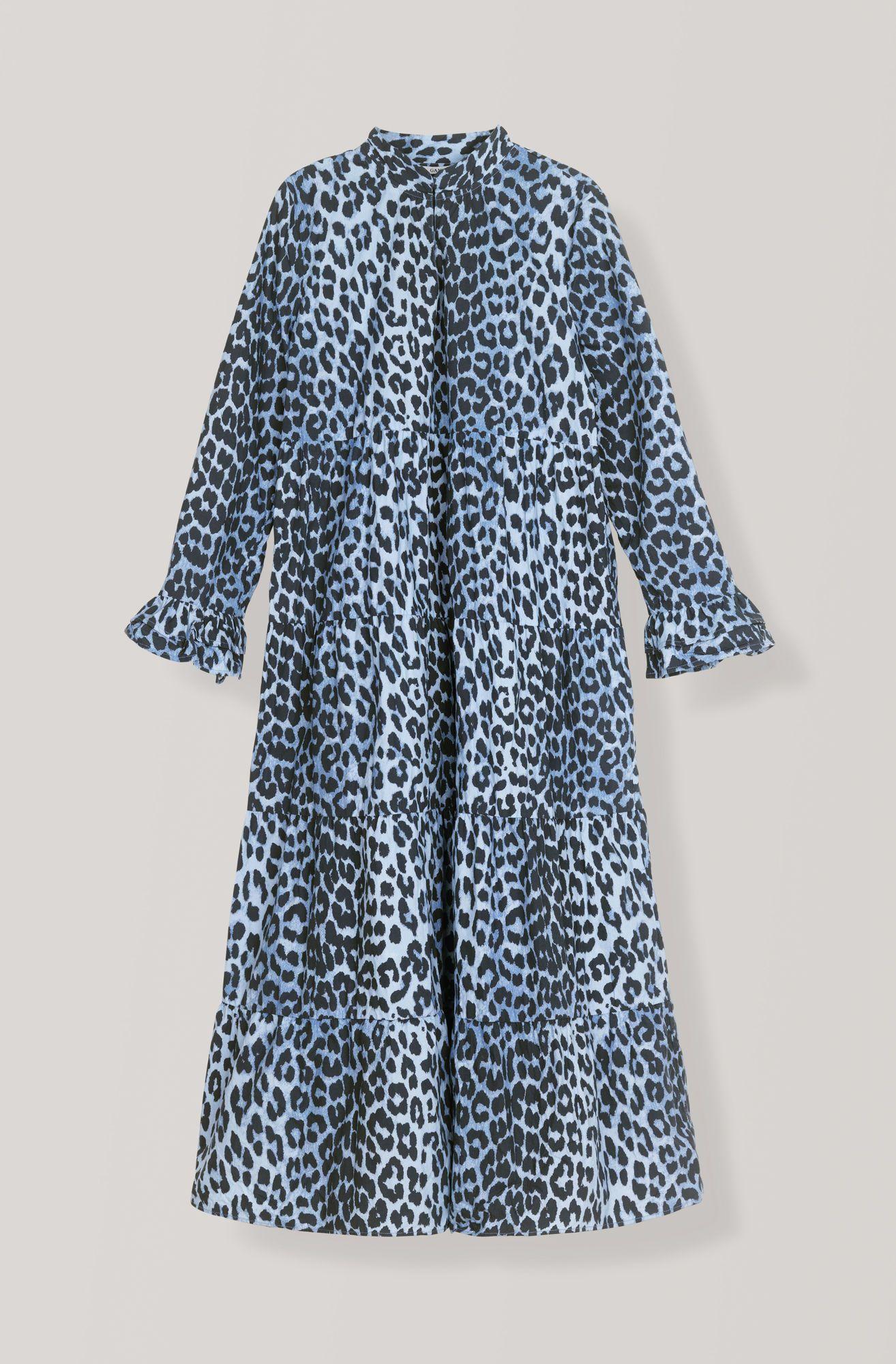 6e8ae63fc03 Faulkner Dress, Serenity Blue | GANNI | Bluebell i 2019 | Tøj og ...