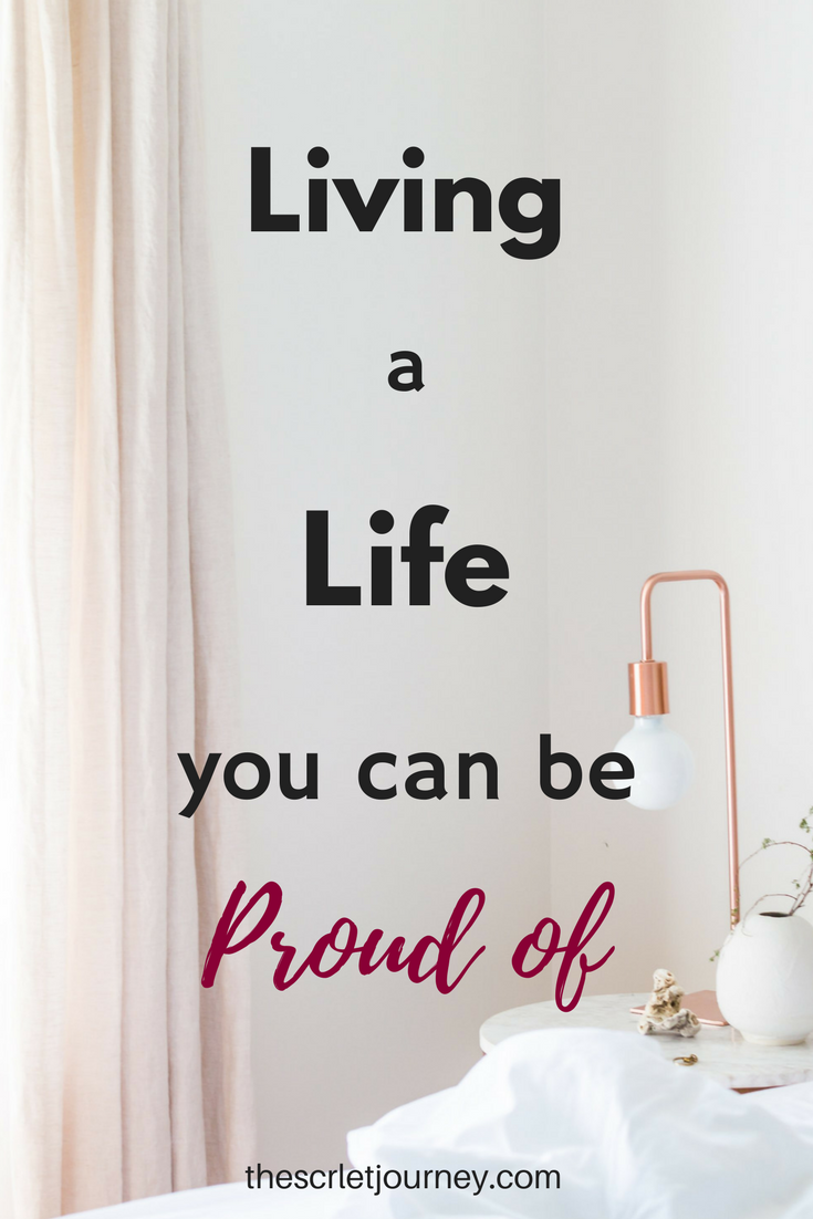 Living a life you can be proud of pinterest ten values you can add to your life to help you find happiness and meaning solutioingenieria Images