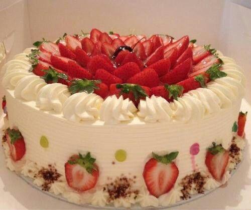Cake Decorating Idea #cake #sweets #dessert #treat #inspiration #bake #