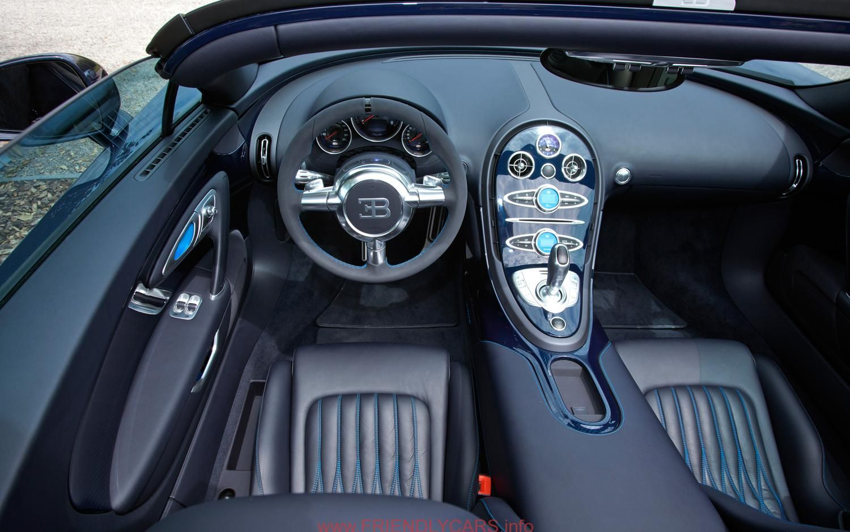 Nice Bugatti Veyron Grand Sport Interior Image Hd 2013 Bugatti