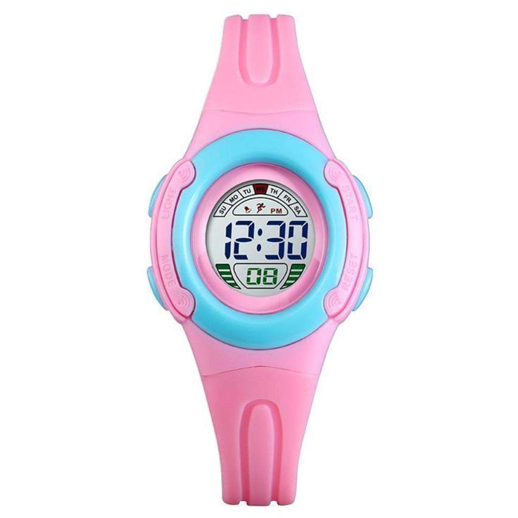 mens-watches-SKMEI Waterproof Kids Boys Girls Sports Watches Digital Wristwatch #sportswatches